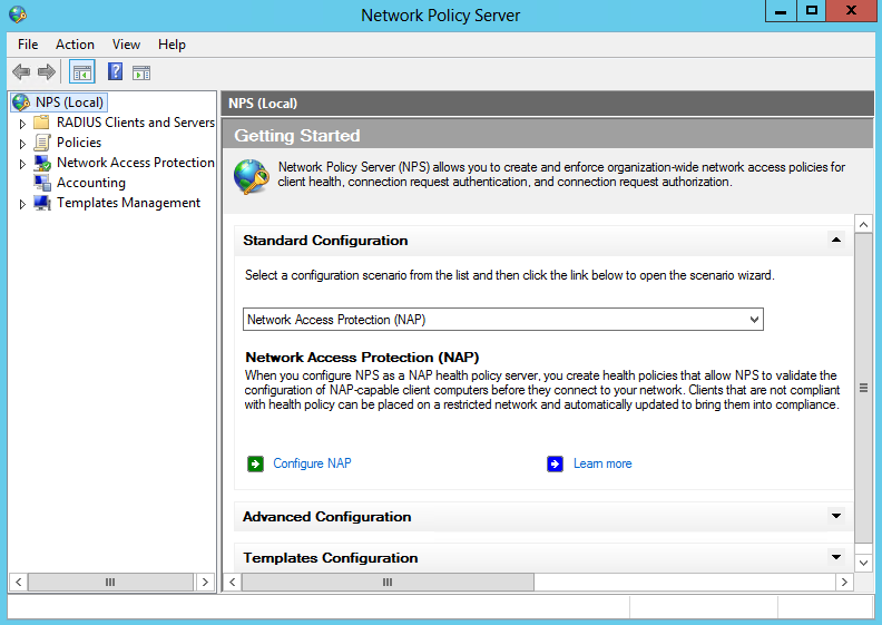 Nap Network Access Protection On Windows Server 2012 Electric Monk