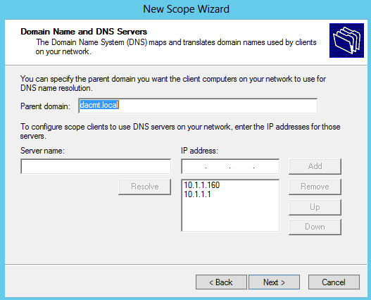 DHCP22