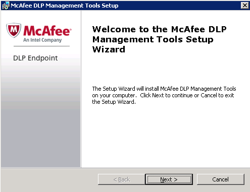 mcafee dlp 11 installation guide