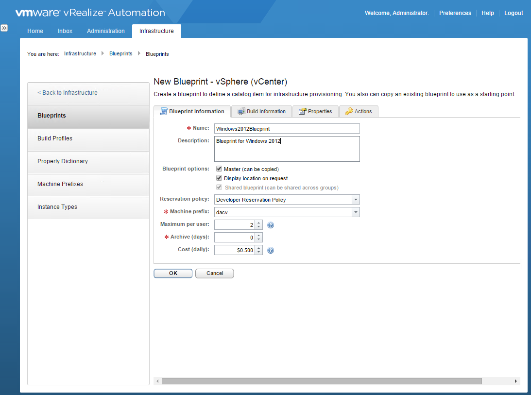 Vmware vrealize automation 622 configuration and management part vra45 malvernweather Choice Image