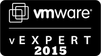 vExpert 2015